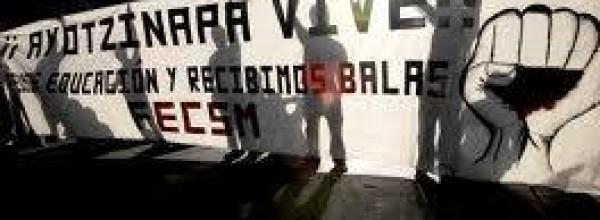 Ayotzinapa: Tener memoria histórica para tener justicia. Ayúdanos a buscar a los 43