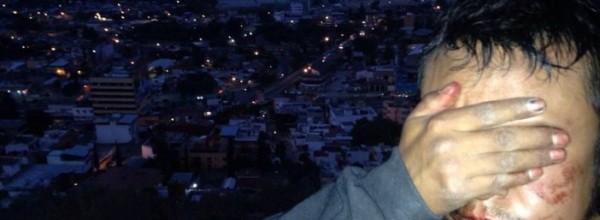 Nueva agresión del gobierno mexicano contra normalistas de Ayotzinapa, 17 heridos y 9 detenidos