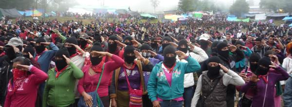 Zapatistas se movilizarán este 26 sep: Por el dolor, por la rabia, por la verdad, por la justicia