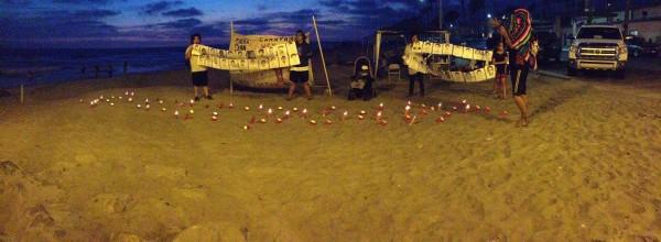 Organizaciones en Estados Unidos se unen a la Jornada Global por Ayotzinapa