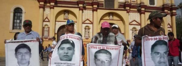 Ayotzinapa: Acerca de unas caravanas