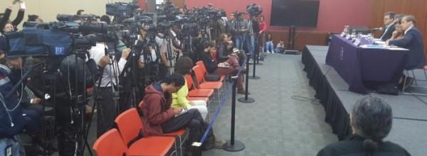 Avances y pendientes en el caso de los 43 de Ayotzinapa, por los expertos de la CIDH