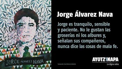 21 Jorge Alvarez Nava