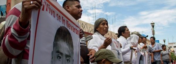 Incesante la búsqueda de los familiares de desaparecidos en México