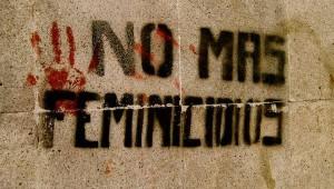 No mas feminicidios