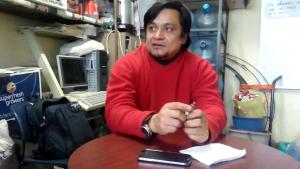 Entrevista Comite Cerezo
