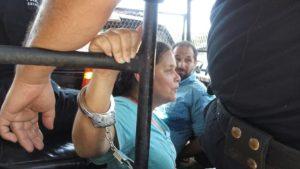 Detenidos Chablekal