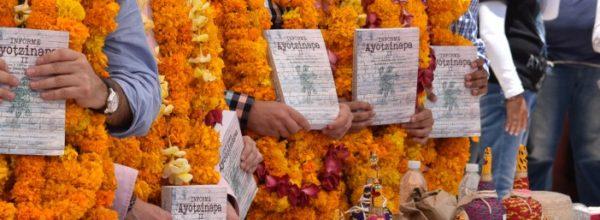 Entrega el GIEI ruta de seguimiento sobre su trabajo en la investigación del caso Ayotzinapa