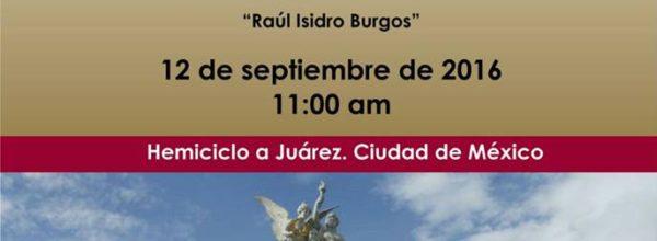 12 sep: Presentación de cartel a 2 años del 26 de septiembre #Ayotzinapa