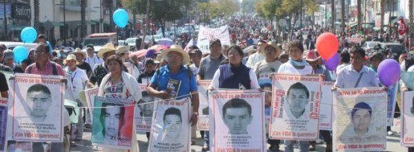 Ayotzinapa, para que la esperanza no se marchite