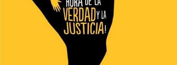 26 sep: Marcha por los 43 de Ayotzinapa a 4 años. Del Ángel al Zócalo, 16 hrs.
